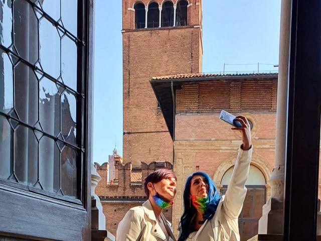 Il matrimonio di Michela e Roberta a Bologna, Bologna 7