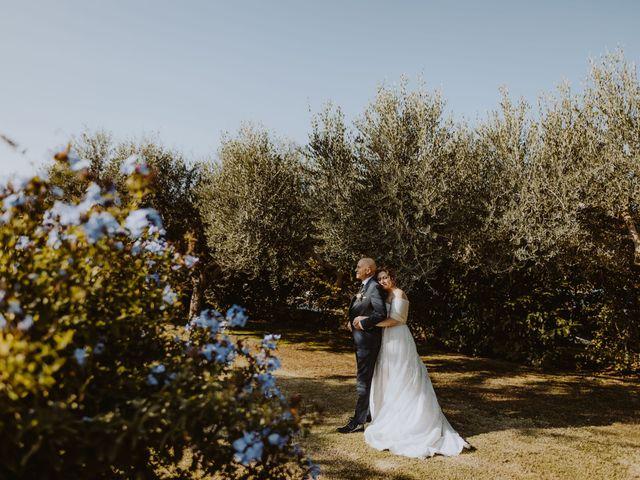 Il matrimonio di Salvatore e Fabiola a Collecorvino, Pescara 1