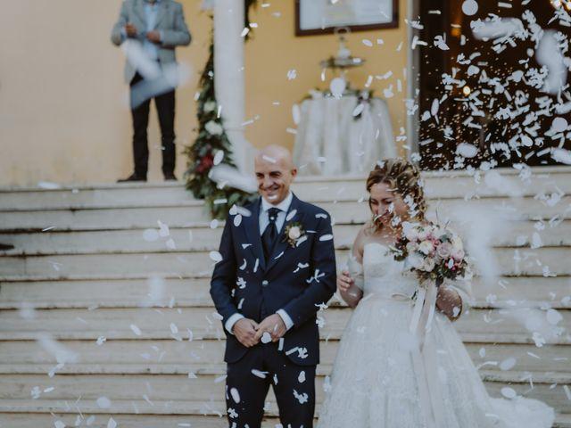 Il matrimonio di Salvatore e Fabiola a Collecorvino, Pescara 12