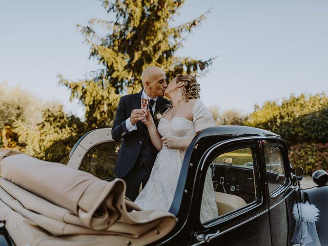 Il matrimonio di Salvatore e Fabiola a Collecorvino, Pescara 13