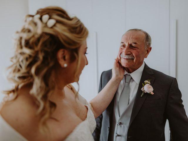 Il matrimonio di Salvatore e Fabiola a Collecorvino, Pescara 14