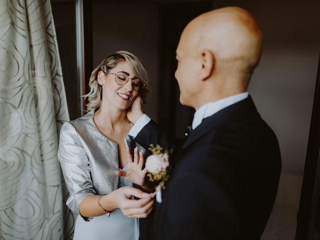 Il matrimonio di Salvatore e Fabiola a Collecorvino, Pescara 19