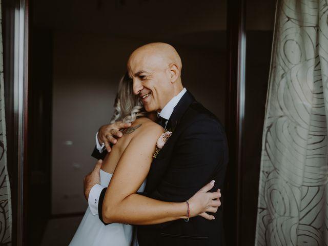 Il matrimonio di Salvatore e Fabiola a Collecorvino, Pescara 28
