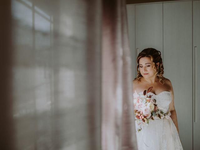 Il matrimonio di Salvatore e Fabiola a Collecorvino, Pescara 43