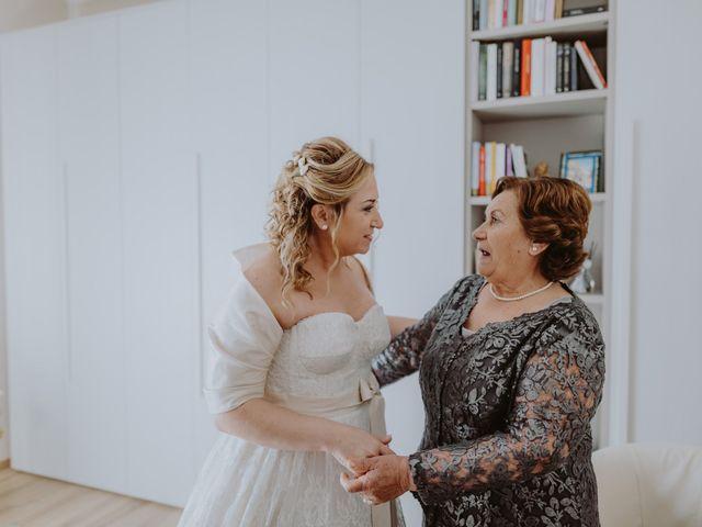 Il matrimonio di Salvatore e Fabiola a Collecorvino, Pescara 48