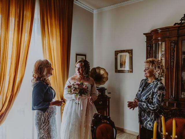 Il matrimonio di Salvatore e Fabiola a Collecorvino, Pescara 52