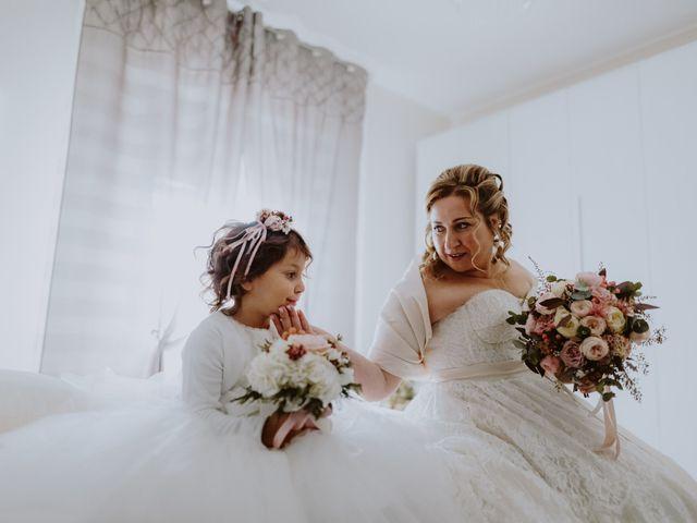Il matrimonio di Salvatore e Fabiola a Collecorvino, Pescara 54
