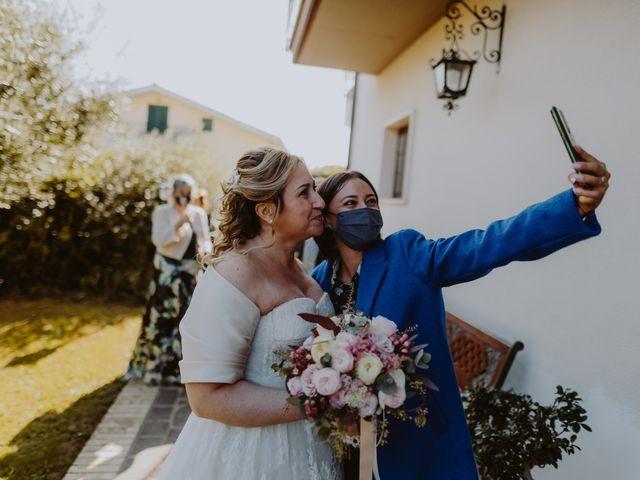 Il matrimonio di Salvatore e Fabiola a Collecorvino, Pescara 58