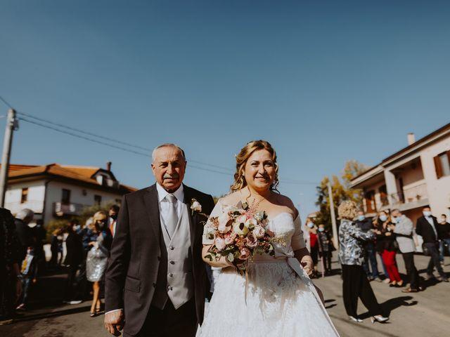 Il matrimonio di Salvatore e Fabiola a Collecorvino, Pescara 59