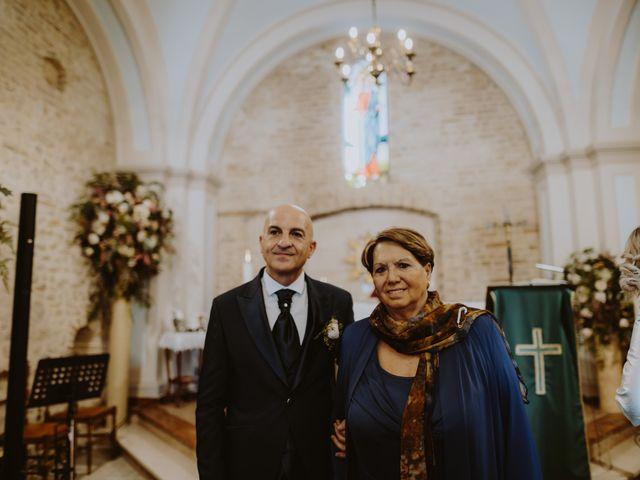 Il matrimonio di Salvatore e Fabiola a Collecorvino, Pescara 60