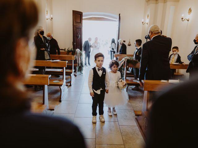 Il matrimonio di Salvatore e Fabiola a Collecorvino, Pescara 61