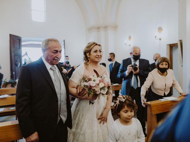 Il matrimonio di Salvatore e Fabiola a Collecorvino, Pescara 62