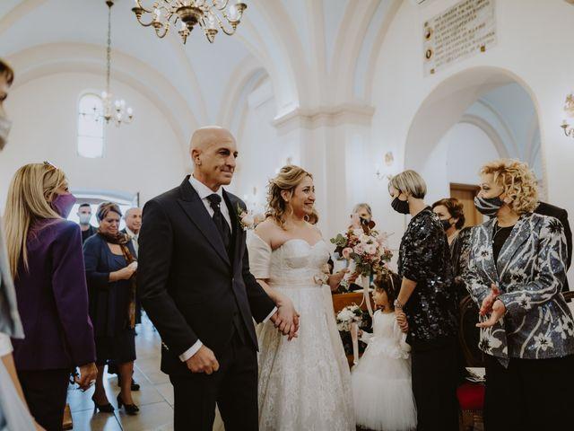 Il matrimonio di Salvatore e Fabiola a Collecorvino, Pescara 63