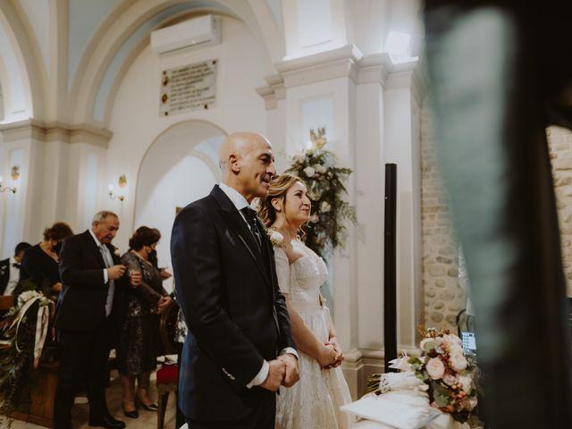 Il matrimonio di Salvatore e Fabiola a Collecorvino, Pescara 64
