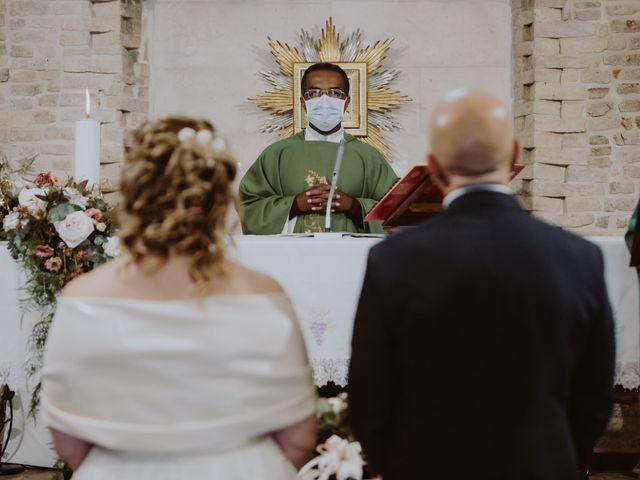 Il matrimonio di Salvatore e Fabiola a Collecorvino, Pescara 67