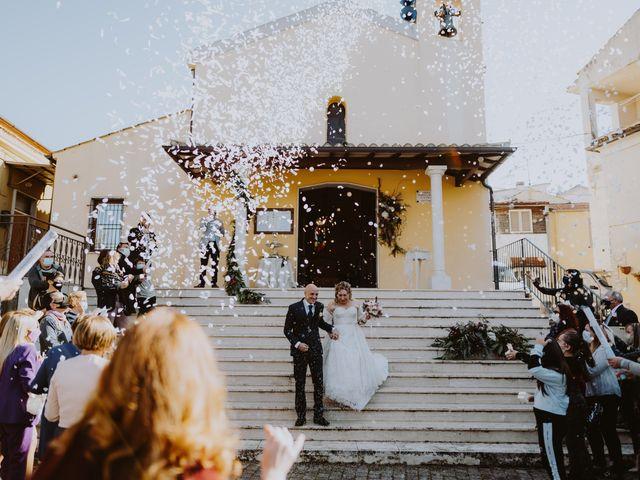 Il matrimonio di Salvatore e Fabiola a Collecorvino, Pescara 72