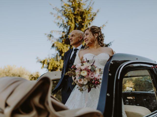 Il matrimonio di Salvatore e Fabiola a Collecorvino, Pescara 74