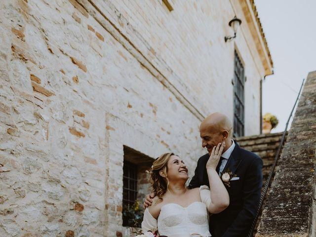 Il matrimonio di Salvatore e Fabiola a Collecorvino, Pescara 75
