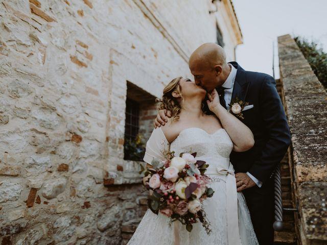 Il matrimonio di Salvatore e Fabiola a Collecorvino, Pescara 76