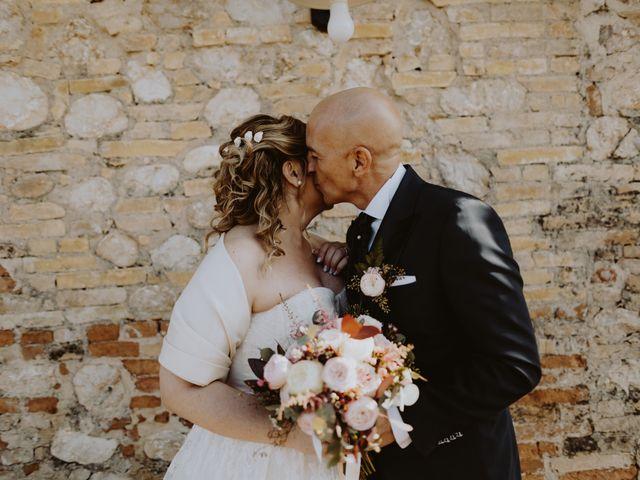 Il matrimonio di Salvatore e Fabiola a Collecorvino, Pescara 78