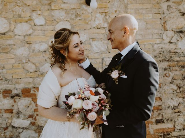 Il matrimonio di Salvatore e Fabiola a Collecorvino, Pescara 79