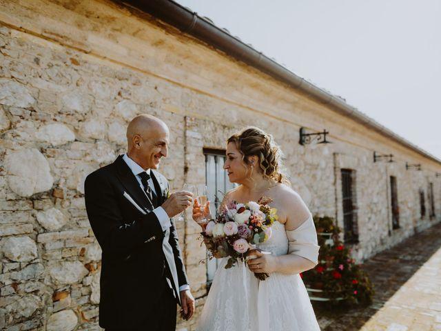 Il matrimonio di Salvatore e Fabiola a Collecorvino, Pescara 84