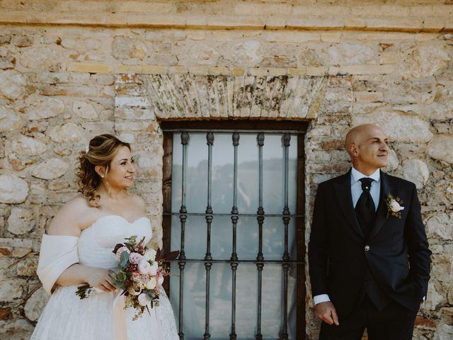 Il matrimonio di Salvatore e Fabiola a Collecorvino, Pescara 85