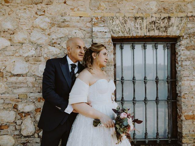 Il matrimonio di Salvatore e Fabiola a Collecorvino, Pescara 86