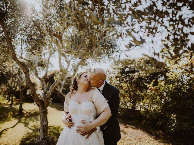 Il matrimonio di Salvatore e Fabiola a Collecorvino, Pescara 92
