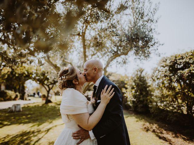 Il matrimonio di Salvatore e Fabiola a Collecorvino, Pescara 93