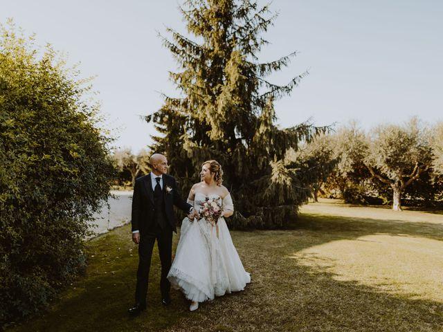 Il matrimonio di Salvatore e Fabiola a Collecorvino, Pescara 95