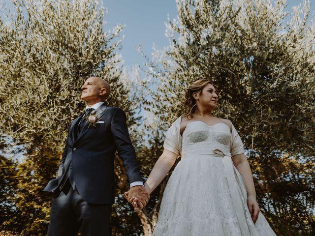 Il matrimonio di Salvatore e Fabiola a Collecorvino, Pescara 97