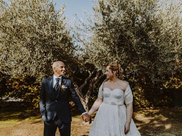 Il matrimonio di Salvatore e Fabiola a Collecorvino, Pescara 98