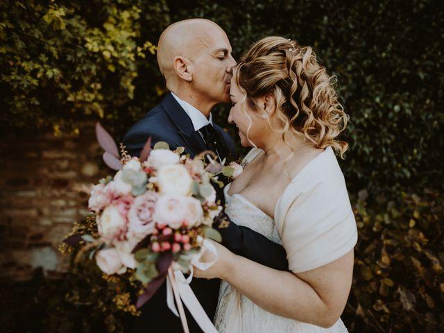 Il matrimonio di Salvatore e Fabiola a Collecorvino, Pescara 102