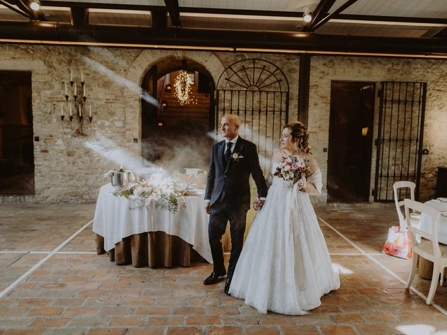 Il matrimonio di Salvatore e Fabiola a Collecorvino, Pescara 105