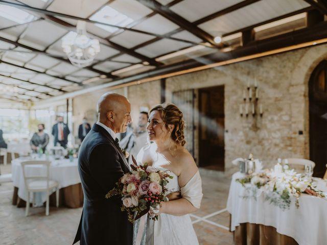 Il matrimonio di Salvatore e Fabiola a Collecorvino, Pescara 107