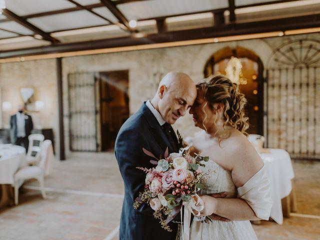 Il matrimonio di Salvatore e Fabiola a Collecorvino, Pescara 108