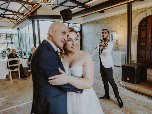 Il matrimonio di Salvatore e Fabiola a Collecorvino, Pescara 112