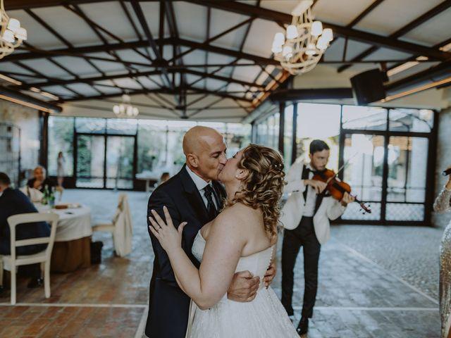 Il matrimonio di Salvatore e Fabiola a Collecorvino, Pescara 114