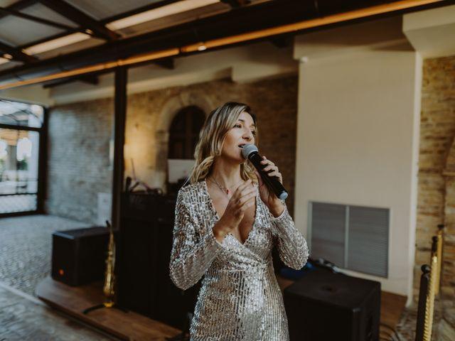 Il matrimonio di Salvatore e Fabiola a Collecorvino, Pescara 115