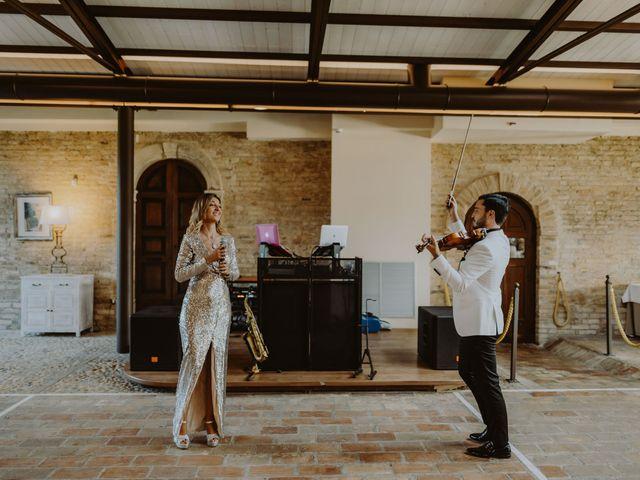 Il matrimonio di Salvatore e Fabiola a Collecorvino, Pescara 116