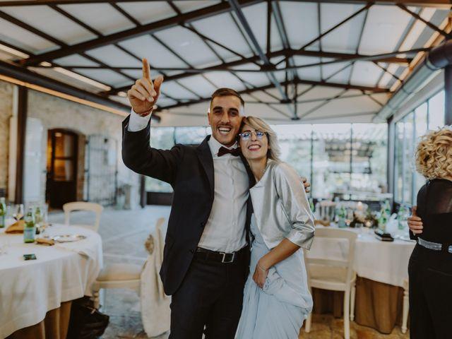 Il matrimonio di Salvatore e Fabiola a Collecorvino, Pescara 119