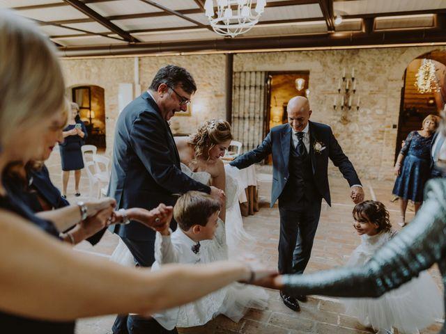 Il matrimonio di Salvatore e Fabiola a Collecorvino, Pescara 120