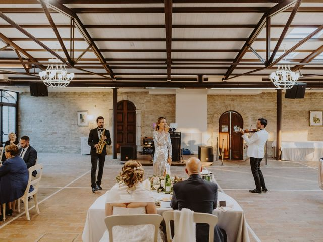 Il matrimonio di Salvatore e Fabiola a Collecorvino, Pescara 124
