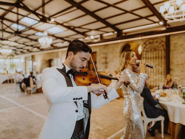 Il matrimonio di Salvatore e Fabiola a Collecorvino, Pescara 125