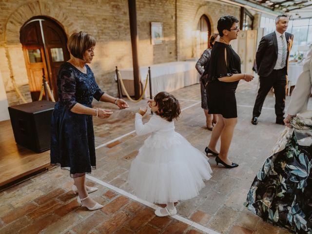 Il matrimonio di Salvatore e Fabiola a Collecorvino, Pescara 126