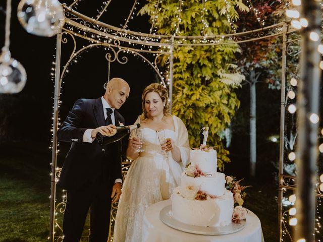 Il matrimonio di Salvatore e Fabiola a Collecorvino, Pescara 130