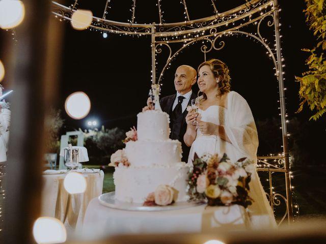 Il matrimonio di Salvatore e Fabiola a Collecorvino, Pescara 132