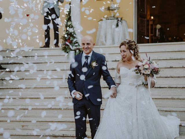 Il matrimonio di Salvatore e Fabiola a Collecorvino, Pescara 137