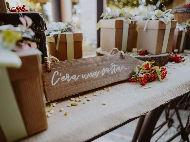 Il matrimonio di Salvatore e Fabiola a Collecorvino, Pescara 138